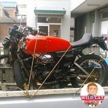 桑名市西別所 事故車 無料回収 RZ50の写真