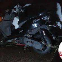 四日市市蒔田にてバイク廃車処分 原付ジョグ(SA16)買取で対応の写真